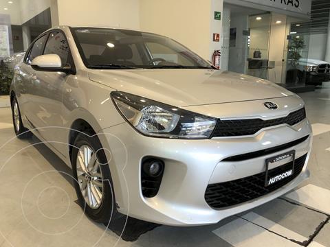 Kia Rio Sedan LX Aut usado (2020) color Blanco precio $249,000
