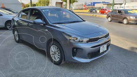 Kia Rio Sedan LX usado (2020) color Gris precio $239,000