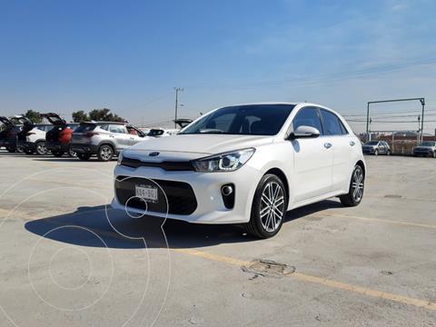 Kia Rio Sedan EX Pack Aut usado (2019) color Blanco precio $278,000