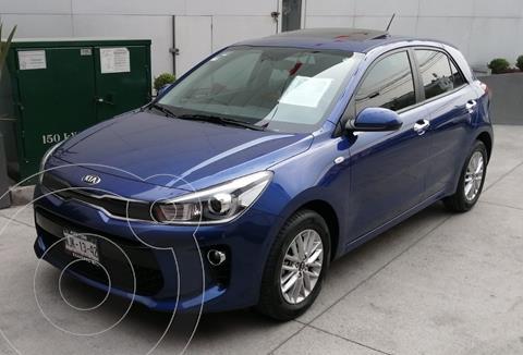 Kia Rio Sedan EX usado (2019) color Azul precio $253,000