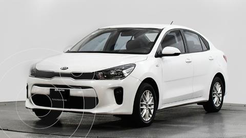 Kia Rio Sedan LX Aut usado (2018) color Blanco precio $208,993