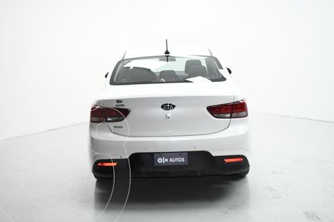 Kia Rio Sedan EX Aut usado (2018) color Blanco precio $238,500