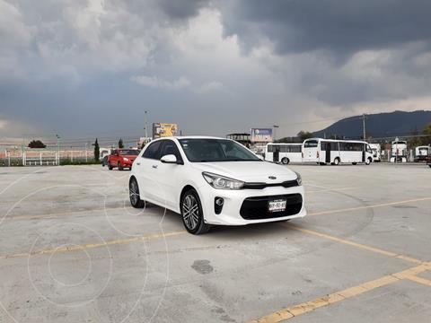 Kia Rio Sedan EX Pack Aut usado (2019) color Blanco precio $286,900