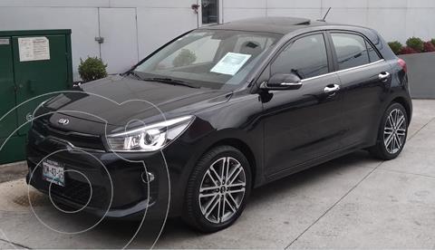 Kia Rio Sedan EX Pack Aut usado (2019) color Negro precio $285,000