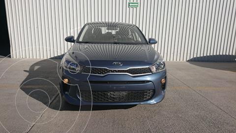 Kia Rio Sedan L usado (2019) color Azul precio $209,000