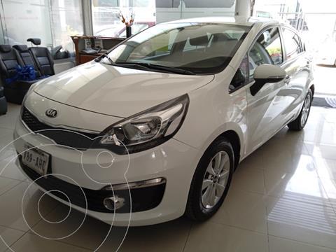 Kia Rio Sedan EX usado (2016) color Blanco precio $165,000
