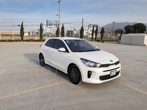 Kia Rio Sedan LX usado (2020) color Blanco precio $249,900