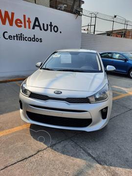 Kia Rio Sedan SEDAN EX 1.6L TA usado (2020) precio $229,000