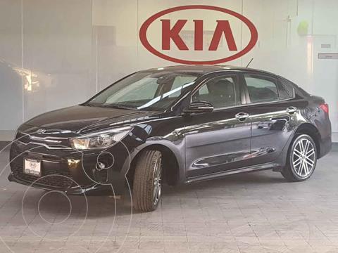foto Kia Rio Sedán EX Pack Aut usado (2019) color Negro precio $262,000