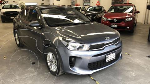 Kia Rio Sedan 1.6 Lx Sedan Mt usado (2020) color Gris precio $239,000