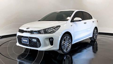 Kia Rio Sedan EX usado (2019) color Blanco precio $249,999