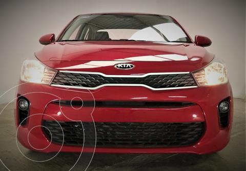 Kia Rio Sedan LX usado (2020) color Rojo precio $229,999