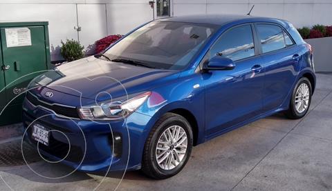 Kia Rio Sedan LX Aut usado (2019) color Azul precio $263,000