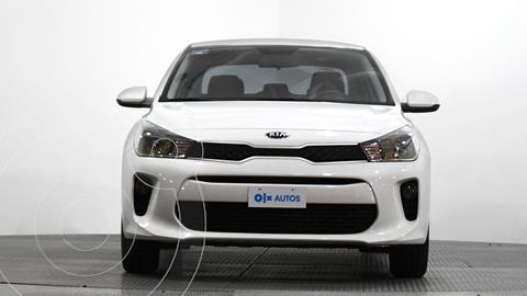 Kia Rio Sedan LX usado (2020) color Blanco precio $202,500