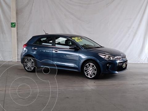 Kia Rio Sedan EX Pack Aut usado (2020) color Azul precio $319,000