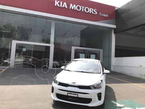 Kia Rio Sedan LX usado (2020) color Blanco precio $265,000