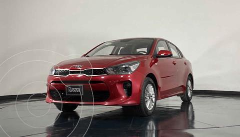 Kia Rio Sedan LX Aut usado (2020) color Rojo precio $272,999