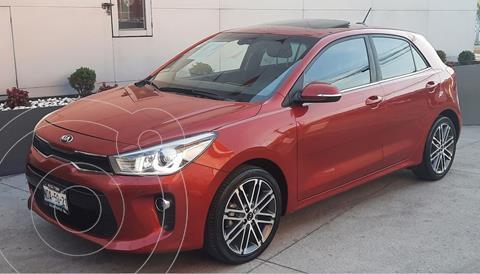 Kia Rio Sedan EX Pack Aut usado (2018) color Rojo precio $269,000