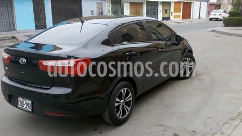 KIA Rio 1.4L LX Sport usado (2012) color Negro precio u$s3,850
