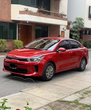 KIA Rio 1.4L LX Full usado (2020) color Rojo precio u$s15,300