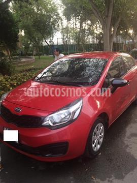 KIA Rio 1.4 EX Aut usado (2014) color Rojo precio u$s11,500