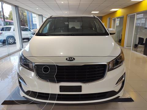 Kia Sedona LX usado (2020) color Blanco precio $448,000