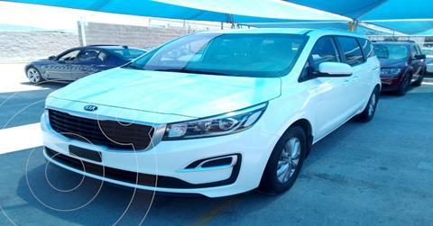 Kia Sedona LX usado (2019) color Blanco precio $409,900