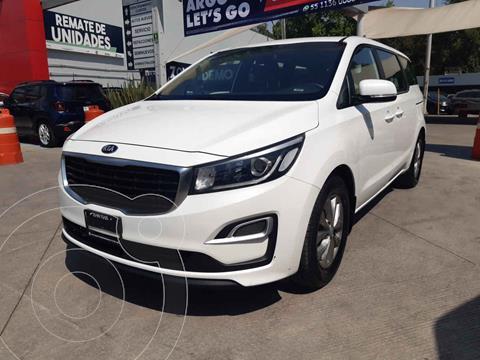 Kia Sedona LX usado (2019) color Blanco precio $395,000