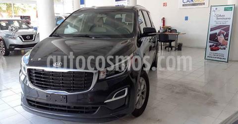 Kia Sedona LX usado (2020) color Negro precio $439,900