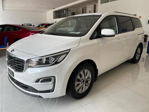 Kia Sedona LX usado (2020) color Blanco precio $452,000