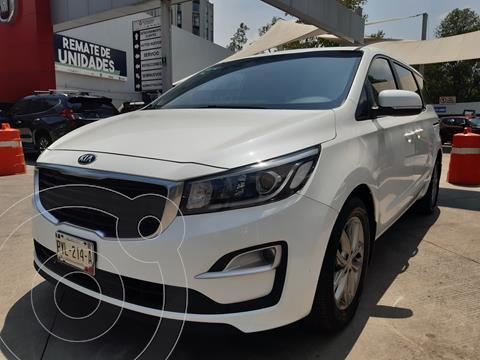 Kia Sedona EX usado (2019) color Blanco Nieve precio $447,000