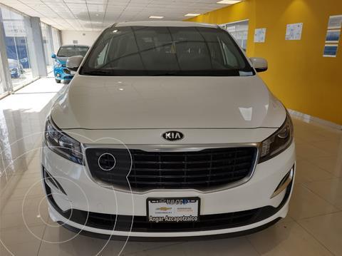 Kia Sedona LX usado (2020) color Blanco precio $465,000