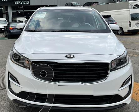 Kia Sedona EX usado (2019) color Blanco financiado en mensualidades(enganche $98,294 mensualidades desde $10,139)