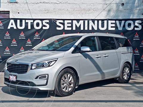 Kia Sedona LX usado (2020) color Plata precio $449,000
