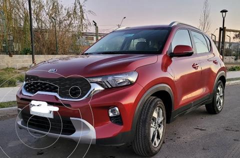 Kia Sonet 1.5L EX usado (2021) color Rojo precio $14.900.000