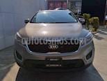 Foto venta Auto usado Kia Sorento 2.4L EX (2018) color Plata precio $369,000