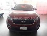 Foto venta Auto usado Kia Sorento 2.4L LX 5 Pas (2016) color Rojo precio $279,000