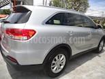 Foto venta Auto usado Kia Sorento 2.4L LX (2018) color Plata precio $360,000