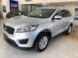 Foto venta Auto usado Kia Sorento 2.4L LX (2018) color Plata precio $309,900