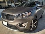 Foto venta Auto usado Kia Sorento 3.3L EX Pack Nav AWD 7 Pas (2016) color Gris precio $370,000