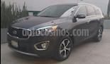Foto venta Auto usado Kia Sorento 5p EX V6/3.3 Aut Pack Nav (2018) color Gris precio $529,000