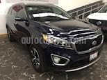 Foto venta Auto usado Kia Sorento 5p EX V6/3.3 Aut Pack Nav (2018) color Azul Marino precio $485,000