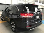 Foto venta Auto usado Kia Sorento 5p EX V6/3.3 Aut Pack Nav (2017) color Gris precio $440,000