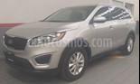 Foto venta Auto usado Kia Sorento 5p LX L4/2.4 Aut 7 Pas (2018) color Plata precio $369,000