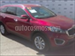 Foto venta Auto usado Kia Sorento 5P LX L4/2.4 AUT (2017) color Rojo precio $310,000