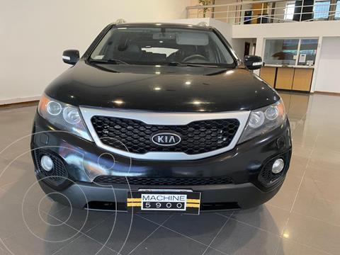 KIA Sorento EX 2.4 Aut Premium usado (2011) color Negro precio $1.950.000