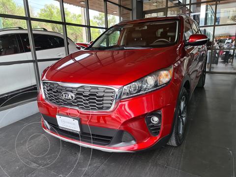 foto Kia Sorento 2.4L EX usado (2019) color Rojo precio $394,000