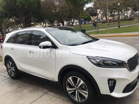 KIA Sorento 3.5L EX 4x4 Full Deluxe  usado (2019) color Blanco Nieve precio u$s33,000