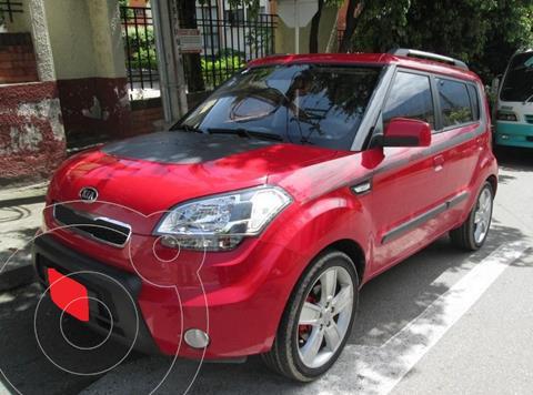 KIA Soul 1.6L usado (2011) color Rojo precio $20.000.000