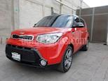 Foto venta Auto usado Kia Soul EX Aut (2015) color Rojo Infierno precio $245,000